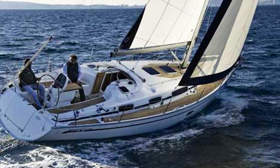 08' Bavaria 34 Cruiser Charter In Biograd Na Moru