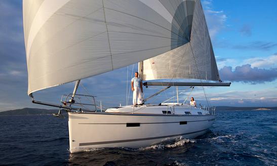 12' Bavaria 36 Cruiser Charter In Biograd Na Moru