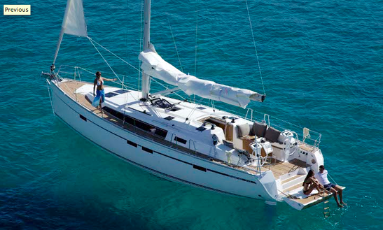 2014 Bavaria Cruiser 46 4-cab Charter In Marina