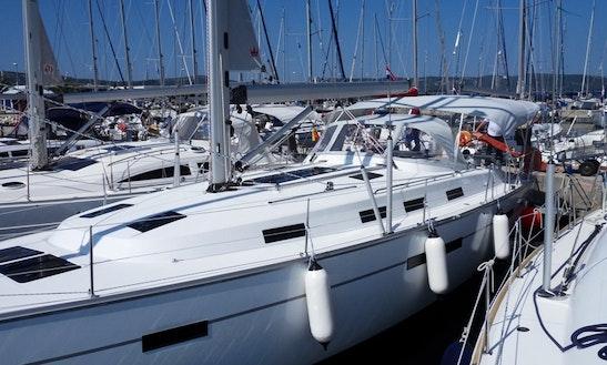 Charter 45' Bavaria Cruiser In Pula