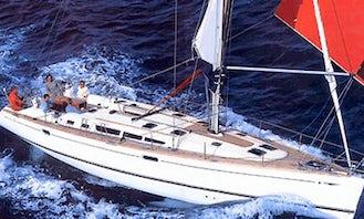 Book The 2004 Sun Odyssey 49 Cruising Monohull In Nieuwpoort, Belgium