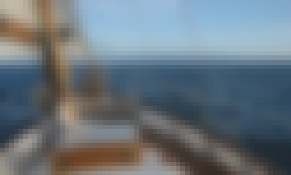 "Sailing Charter aboard ""Amethyst"" in Marina del Rey"