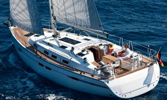 11' Bavaria 45 Cruiser Charter In Biograd Na Moru