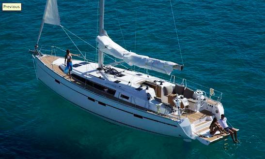 14' Bavaria 46 Cruiser Charter In Biograd Na Moru
