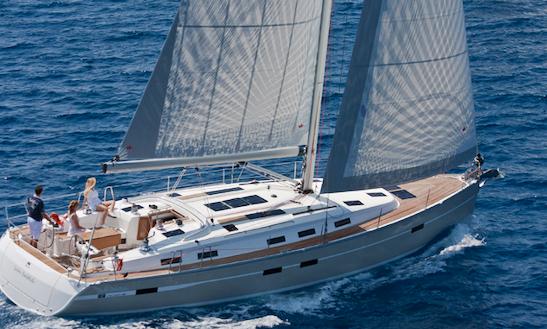 12' Bavaria 50 Cruiser Charter In Biograd Na Moru