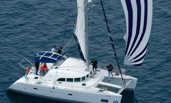 03' Lagoon 380 Charter In Biograd Na Moru