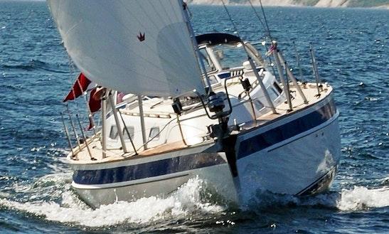 Hallberg Rassy 34 Charter In Denmark
