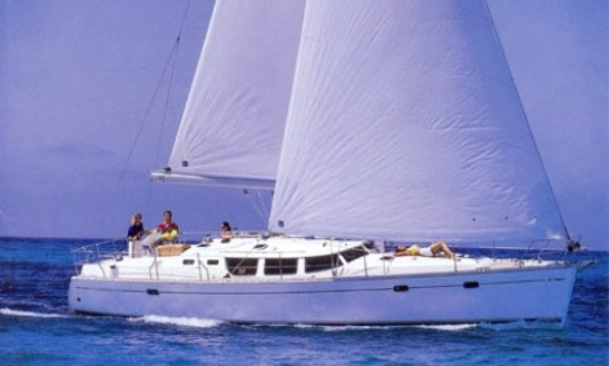 Sun Odyssey 43 Ds Yacht Charter In Pula