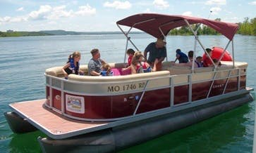 Pontoon Rental in Branson