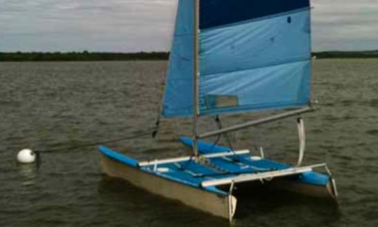 Enjoy Hobie Catamaran Sailing In Orange Beach, Alabama