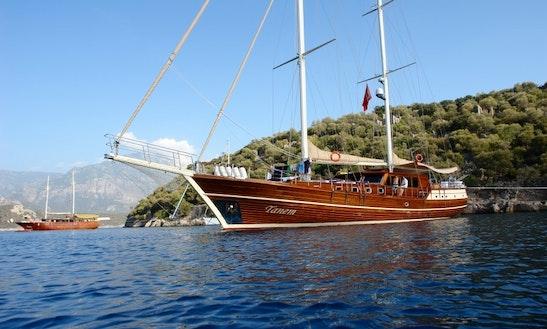 Gulet 'tanem H' Charter In Marmaris