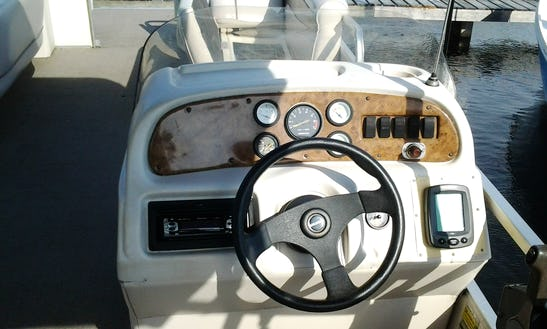 Exciting Pontoon Boat Rental In Ontario, Canada