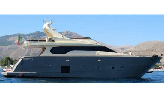 Andea Motor Yacht Charter In Palermo