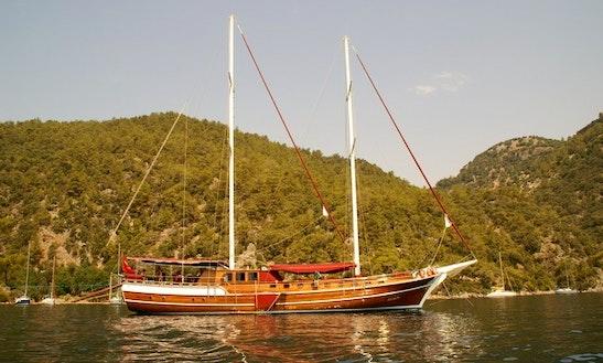 Gulet Charter To Explore Turkish Coast