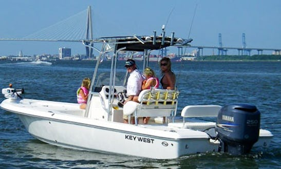 Fishing In Jacksonville, Florida With Captain Ron