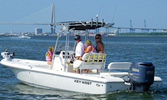 Enjoy Fishing In Jacksonville, Florida With Captain Ron