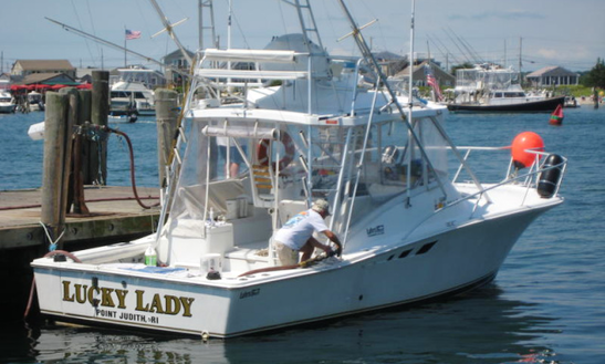 Sportfisherman Boat Charter In South Kingstown, Rhode Island