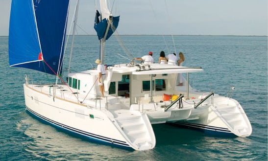 Cruising Catamaran Charter Lagoon 450 In Sicily