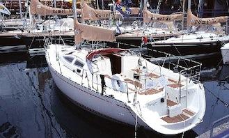 "Charter 40ft ""Venus Planet"" Cruising Monohull in Trapani, Italy"