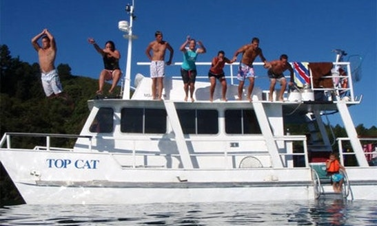 Top Cat Charters In Lake Taupo