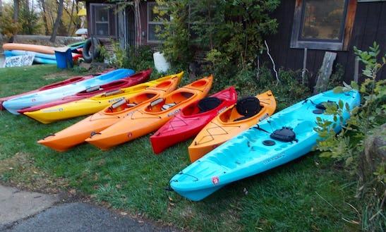 Kayak Rental In Grand Rapids