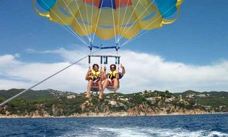 Go Parasailing in Spain!
