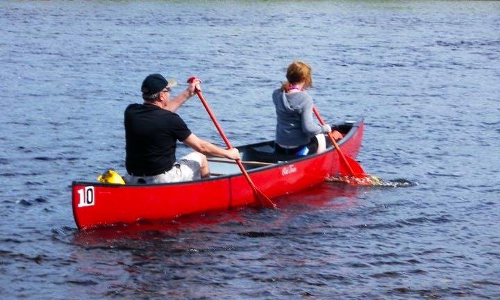 Canoe Rental in New Brunswick, Canada