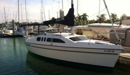 Learn Sailing By Day And Enjoy Key West, Florida By Night