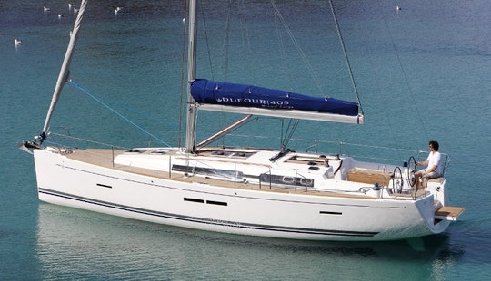 Sail On This Dufour 405 Charter In Montenegro With Skipper