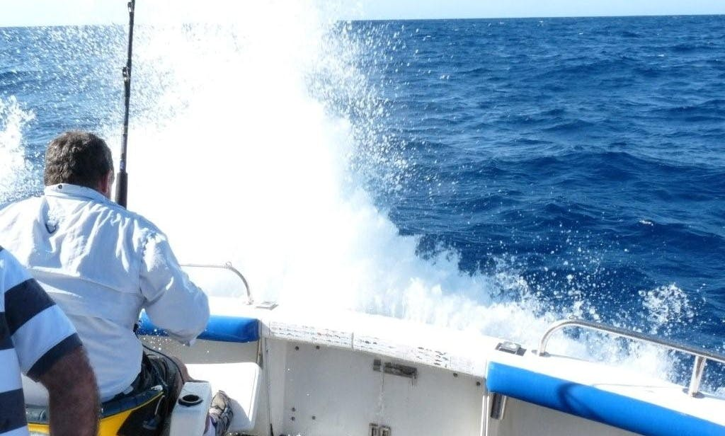 Hot Fishing Charters in Bermagui, Australia