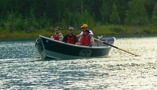 20' Jon Boat Rental For Fishing In Seward, Alaska