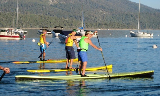 Paddleboard Rental In Kings Beach