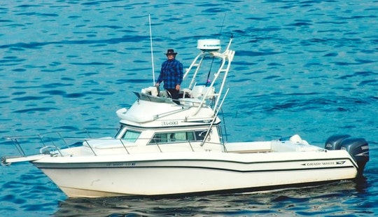 Fishing & Whale Watching Charters In Santa Barbara, California