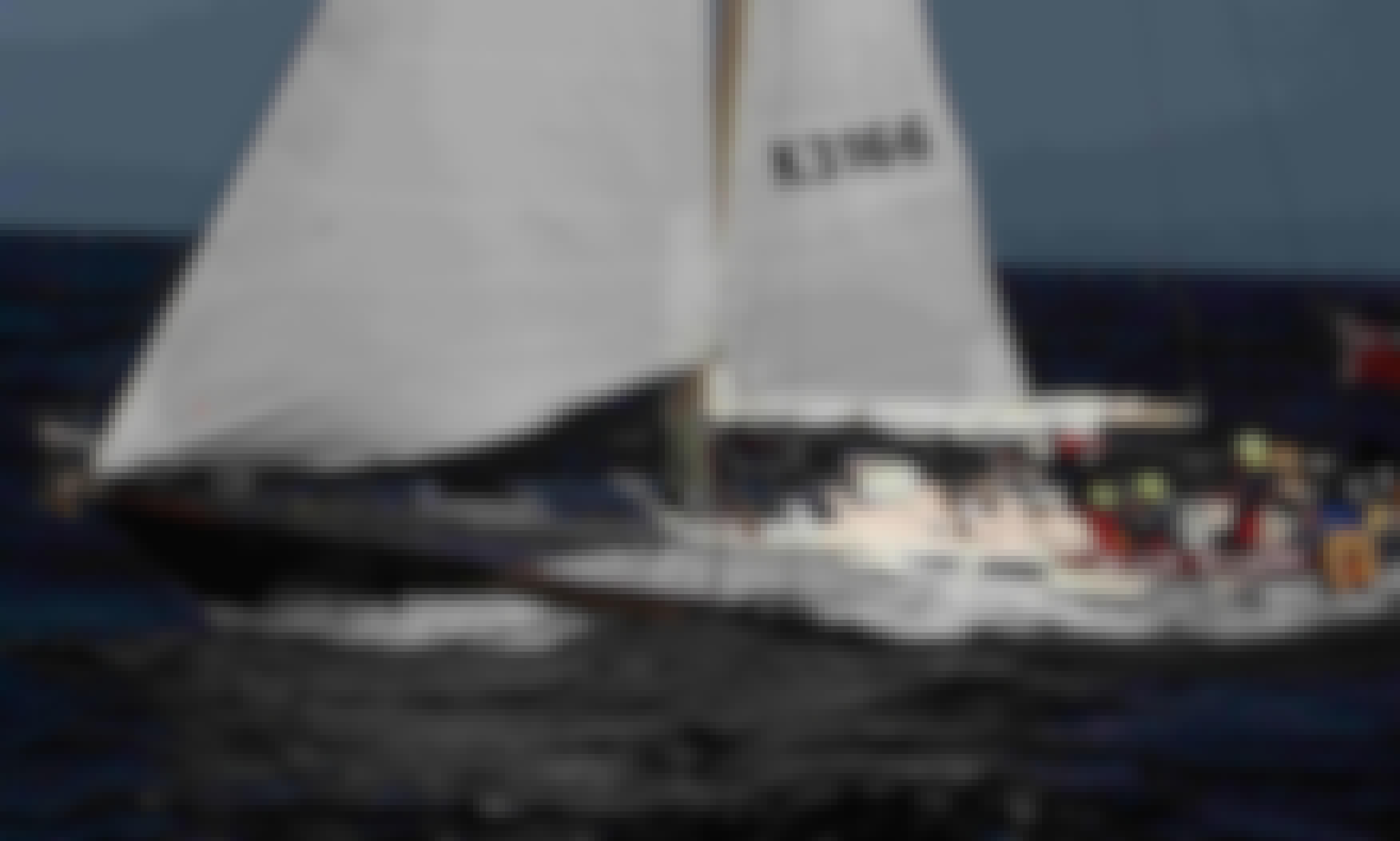 Enjoy Sailing on this Cruising Monohull Rental in Hartlepool, England