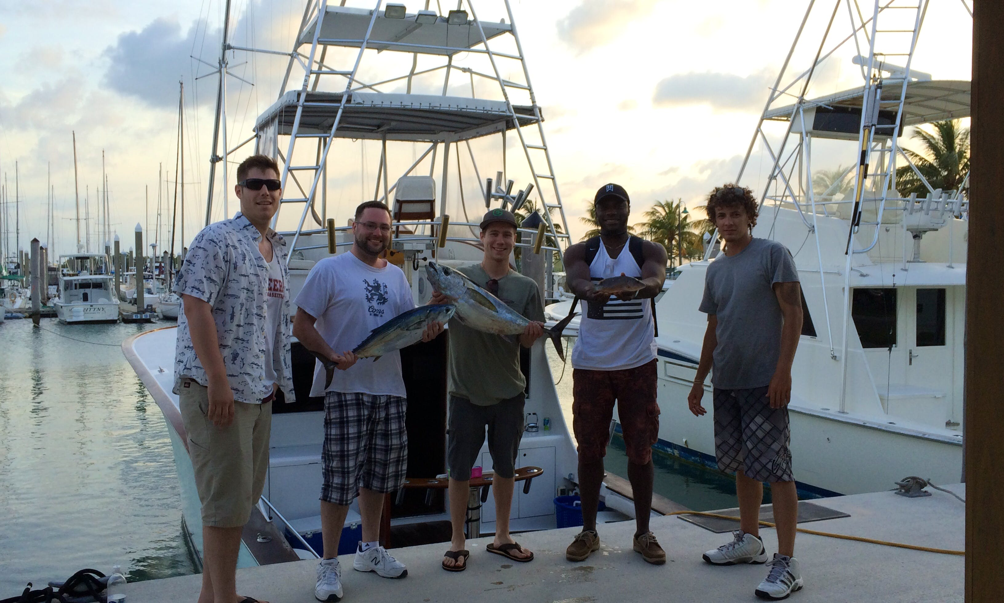 Book a Sportfisherman Boat Charter In St. Augustine, Florida