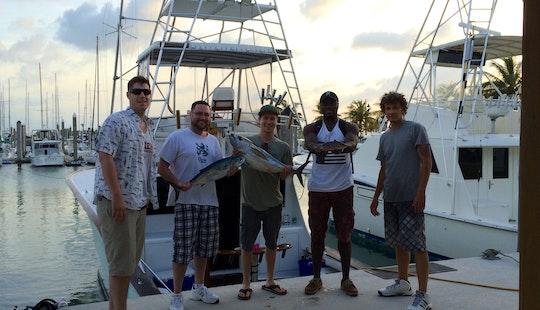 Book A Sportfisherman Boat Charter In St. Augustine, Florida