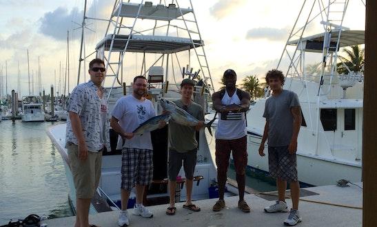Sportfisherman Boat Charter In St. Augustine, Florida