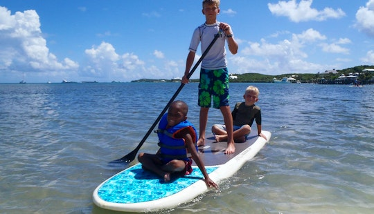 Stand-up Paddleboard Rentals & Lessons In Pompano Beach, Florida