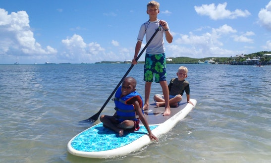 Paddleboard Rentals & Lessons In Pompano Beach