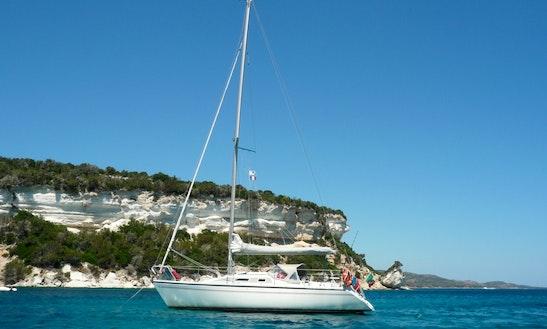 Sailboat Rental In Alghero Sardinia