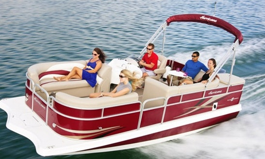 Pontoon Rental At Lake Of The Ozarks