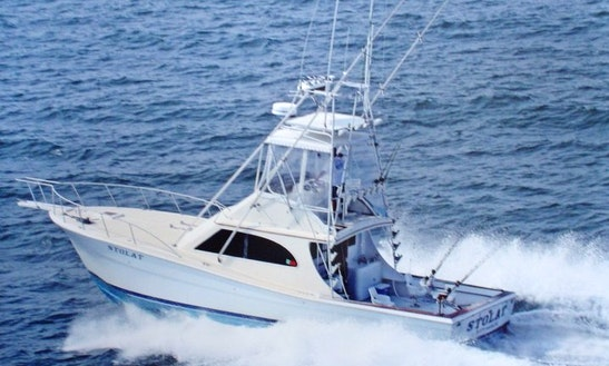 Outer Banks Nc Charter Fishing