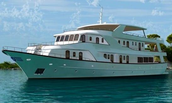 7-day Cruise On Splendid On Croatian Coast