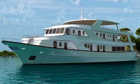 7-day Cruise On Splendid On Croatian Coast