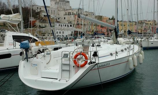 51' Delfina Cruising Monohull Charter In Palermo