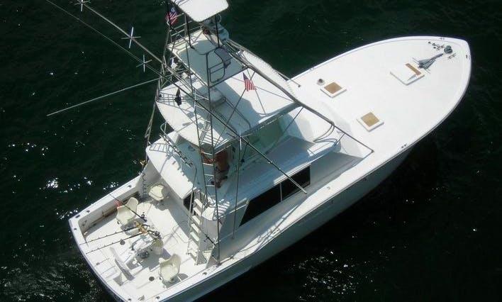 Enjoy Deep Sea Sportfishing Charter in Fort Lauderdale