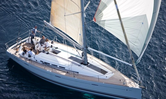 Chartered Beneteau First 45 In Uk