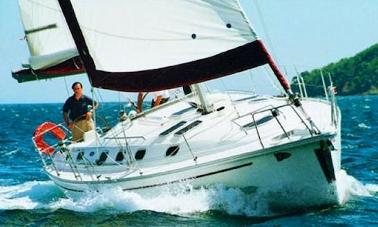 Charter 43' Gib Sea Cruising Monohull In Alicante