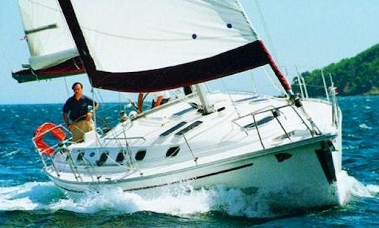 Charter 43' Gib Sea Cruising Monohull In Alicante