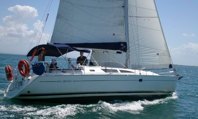 "Skippered Charter on ""Capricio"" Jeanneau 40 Yacht in Manly, Queensland"